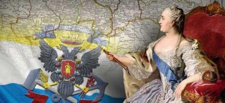 Конфедеративная Республика Новороссия в составе России: краткое описание и карты (ФОТО)