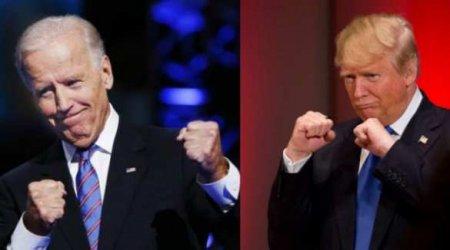 Дебаты в США: Байден обозвал Трампа щенком Путина и попросил заткнуться (ВИДЕО)