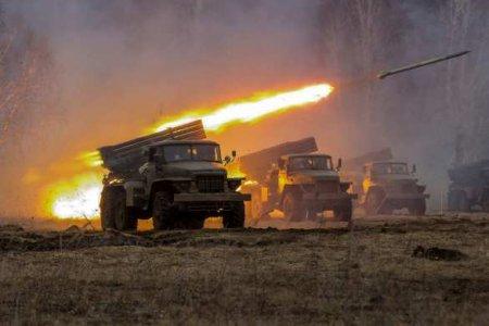 Ударные беспилотники против РСЗО: Азербайджан уничтожил армянские «Грады» (ВИДЕО)