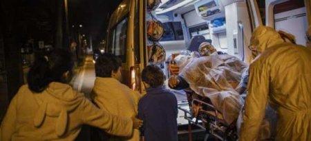 В Италии зафиксировано рекордное число случаев заражения коронавирусом c апреля