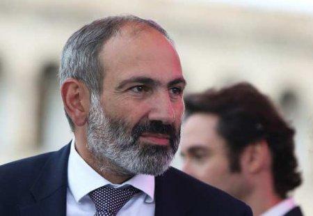 Пашинян назвал условие перемирия вНагорном Карабахе
