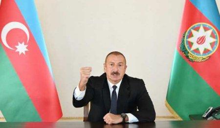 Конфликт в Карабахе должен быть разрешён сейчас, — президент Азербайджана
