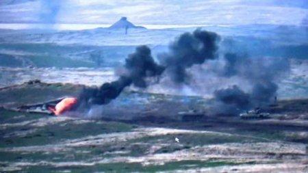 Кровавый провал: армия Карабаха разгромила наступающие силы врага (ВИДЕО)