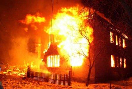В Польше сгорел дом для украинских заробитчан, есть жертвы