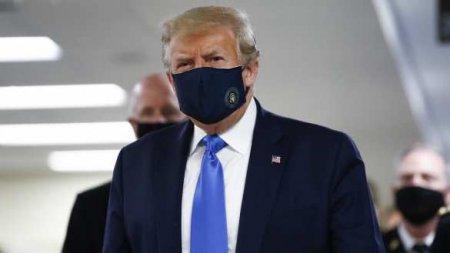 Что сделал Трамп первым делом, вернувшись в Белый дом (ФОТО)