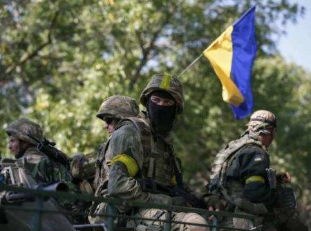 Для боевиков ВСУ на Донбассе вводят спецрежим, охрана арсеналов усилена — угроза пришла из тыла
