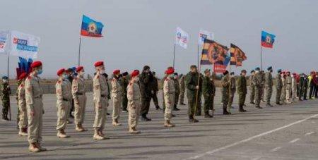 Будущее Донбасса: они взяли знамя своих отцов и братьев, отстоявших ЛНР от украинских захватчиков (ФОТО)