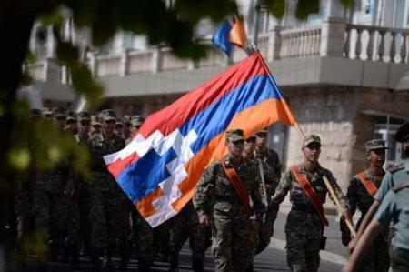 Президент Карабаха выступил с новым обращением