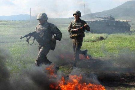 Жестокие бои в Карабахе: иранцы снимают с 200 метров (ВИДЕО)