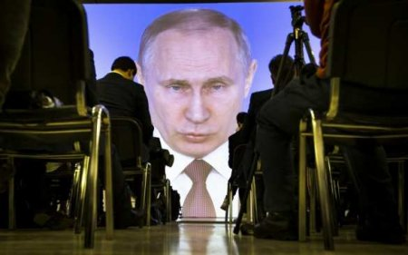 «Как будто неодна пандемия прошла»: Путин оценил экономику Украины после майданов