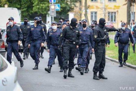Минск: начались задержания, силовики получили приказ стрелять (ФОТО, ВИДЕО)