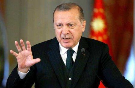 В Турции резко отреагировали на обложку Charlie Hebdo с Эрдоганом