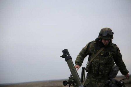 Донбасс: атака с воздуха, в рядах Армии ДНР есть погибший (ФОТО)