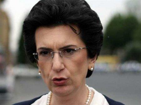 Партия дружбы с Россией не проходит в парламент Грузии