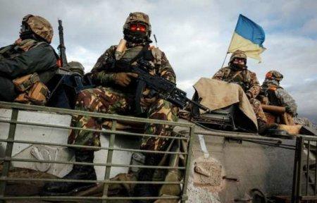 Разведение сторон на Донбассе по-украински: боевики ВСУ вернулись на покину ...