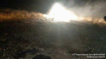 Опубликованы кадры уничтожения российского вертолёта в Армении (ФОТО, ВИДЕО)