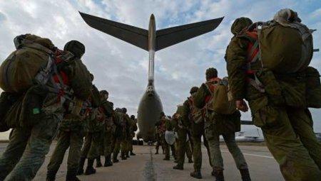 Армия России направила тысячи военных и военную технику вКарабах — подробн ...
