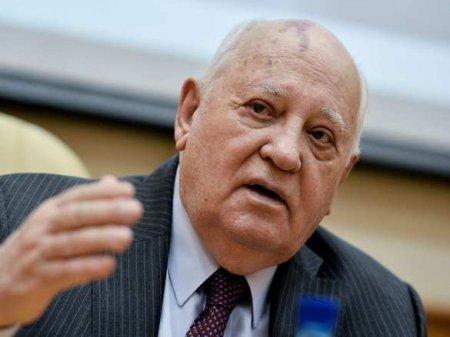 Горбачёв прокомментировал смерть Джигарханяна