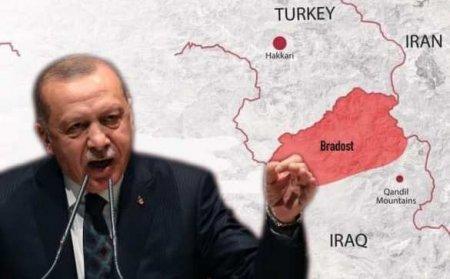 Армия Турции захватывает часть ещё одного государства (ВИДЕО)