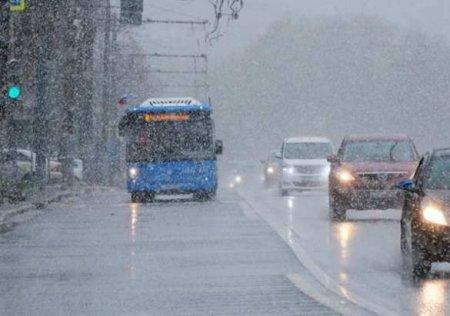 Разрушительный ледяной дождь обрушился на Владивосток (ФОТО, ВИДЕО)