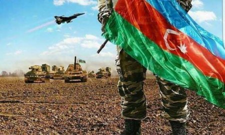 Армия Азербайджана вошла в Агдам