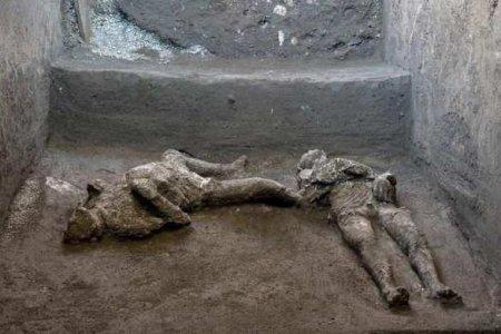 Сенсация: прираскопках древней Помпеи обнаружили тела потрясающей степени сохранности (ФОТО)