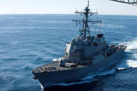 Нас никто не «изгонял»: США бесятся после позора в заливе Петра Великого