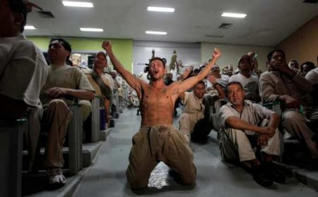 Крупнейшая афера: Заключенные похитили изфонда помощи безработным в Калифорнии около $1млрд