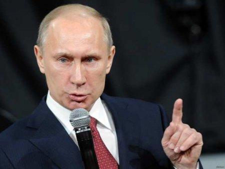 Путин поругал чиновников, как мама (ФОТО, ВИДЕО)