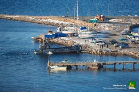 Спецоперация по спасению острова Русский: задействованы силы ВМФ (ФОТО)