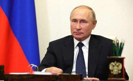 Путин поручил начать масштабную вакцинацию против коронавируса (ВИДЕО)