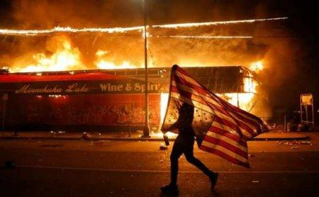 Пока выспали, онизахватили улицы: хаос вСША(ФОТО, ВИДЕО)