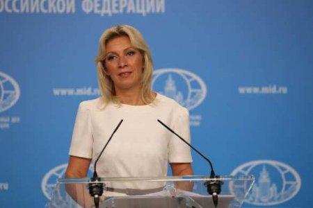«Испугались услышать правду»: Захарова раскритиковала действия Франции и Германии по Донбассу