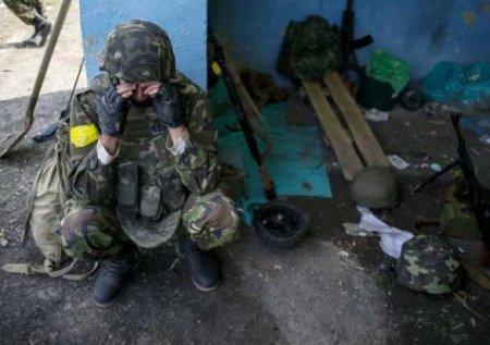 «Элитного десантника» ВСУ поломали 120-мм мины (ВИДЕО)