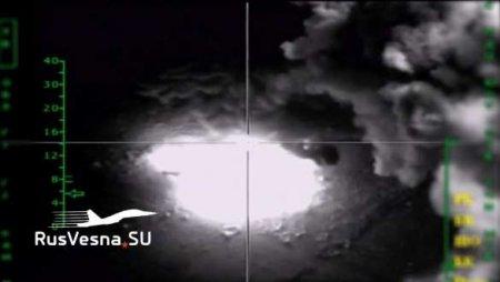 МОЛНИЯ: ВКС России обнаружили и уничтожают новую армию ИГИЛ (ВИДЕО)