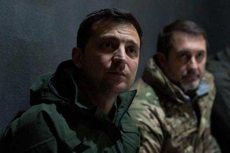 Зеленский просит Раду пустить иностранные войска на Украину