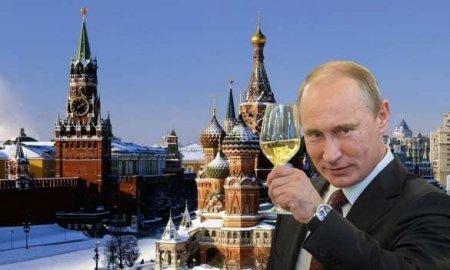 Новогоднее поздравление Президента России Владимира Владимировича Путина