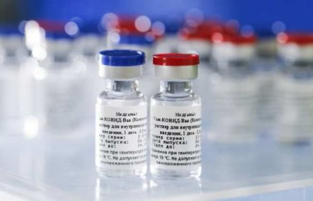 Россия готова передать Украине технологию производства вакцины от коронавир ...