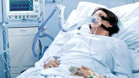 Уникальный случай: иркутские врачи спасли молодую маму с почти 100%-ным поражением лёгких (ВИДЕО)