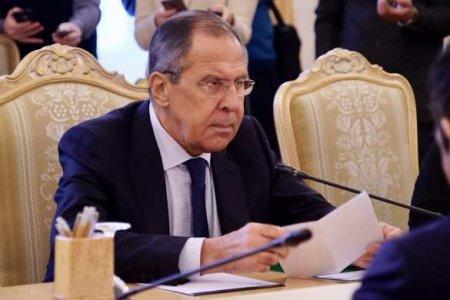 Лавров рассказал, почему Запад «с радостью ухватился» за новость о задержании Навального (ВИДЕО)