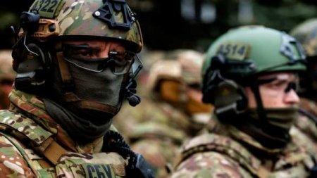 Спецназ СБУ штурмовал отдел полиции под Киевом (ВИДЕО)