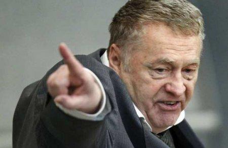 Отправить, «гдептицы на лету замерзают»: Жириновский требует посадить Навального на 20лет (ВИДЕО)