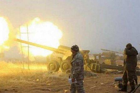 Морозы парализовали подразделения боевиков, на Донбасс перебросили тяжёлое вооружение (ВИДЕО)