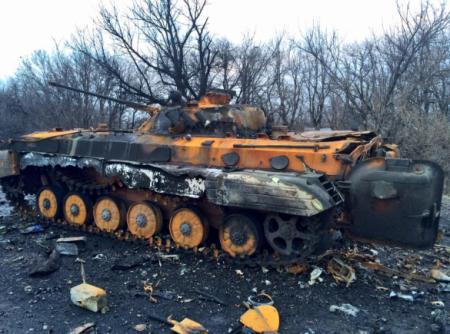 Сотни погибших и раненых, десятки единиц сожжённой техники: как рухнула реп ...