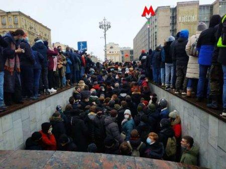 «Это не должно быть безумство храбрых»: Штаб Навального отказался от проведения новых протестов в ближайшее время