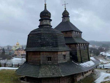 Во Львовской области разрушается уникальная церковь из  ...