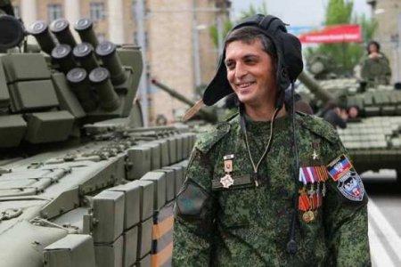 «Командир, ставший легендой прижизни»: глава ДНР почтил память Гиви (ФОТО)