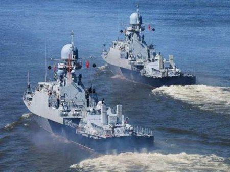 В Канаде высоко оценили военно-морские учения с участием России (ВИДЕО)