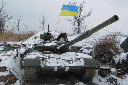 Мгновенное возмездие настигло карателя на Донбассе (ВИДЕО)