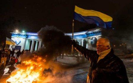 «Горе икровь». Крах украинской евромечты (ВИДЕО)